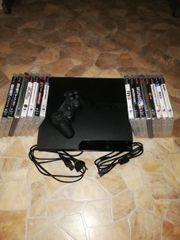 Playstation 3 Slim150GB Plus 15