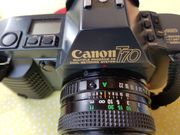 Canon T 70 Analoge Spiegelreflex