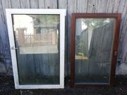 3 Fenster mit Thermoglas zu
