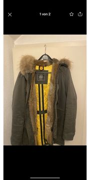 Blonde No 8 Parka Designer