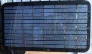 Solarmodul mit 2 Zonen