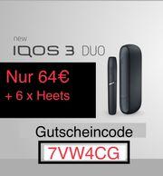 IQOS 3 DUO für 64EUR