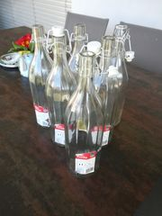 Glasflaschen GRATIS