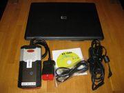 KFZ Laptop Diagnosegerät Fehlerspeicher auslesen