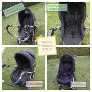 Kinderwagen bzw Buggy Teutonia Fun