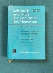 Rauber Kopsch Lehrbuch und Atlas