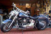 Harley Davidson FLSTF Fatboy 2003