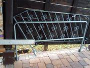 Treppengeländer verzinkt siehe Fotos