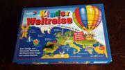 Lernspiel Kinder Weltreise Länderkunde für