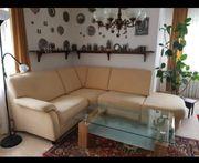 couch Eckgarnitur Mikrofaser