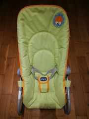 Babywippe Chicco Confort 9KG hellgrün