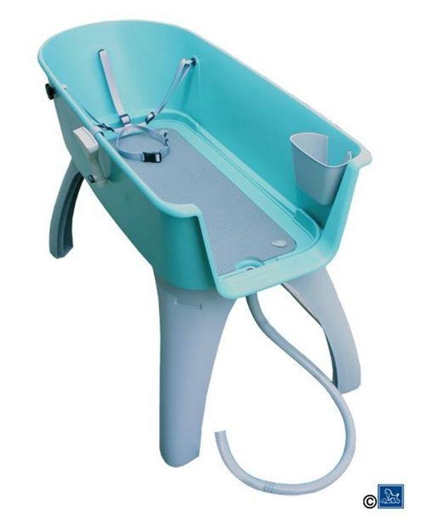 Hundebadewanne 114 x 54 cm Höhe 80 cm Modell Booster Bath ( Large) Neuware