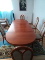 Wohn Esszimmer Tisch