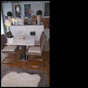 Essgruppe 1 Tisch 4 Stühle