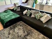XXL Wohnlandschaft - Sofa