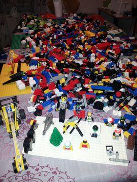 LEGO Riesiges Konvolut 5kg Lego: Kleinanzeigen aus Dahn - Rubrik Spielzeug: Lego, Playmobil