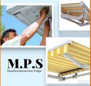 Markisen Sonnenschutz Montage Service
