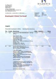 Photovoltaik Komplettanlagen zur Deckung des