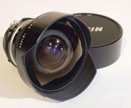 Bild 4 - Nikon-Weitwinkel-Objektiv Nikkor AIs 3 5 - Schwabach