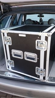Flyht Pro Rack12U Double Door