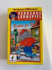 Benjamin Blümchen Verkehrslernspiel für Kinder