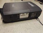 Sanyo PLC-XF47 Projektor mit LNS-W03