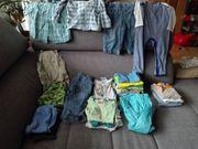 Kleiderpaket Jungs Gr 74 nur