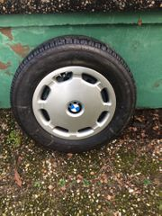 BMW Stahlfelgen m Radkappen f