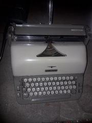 Schreibmaschine ADLER RECORD