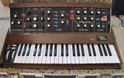 Synthesizer Mini-Moog Model D 70er