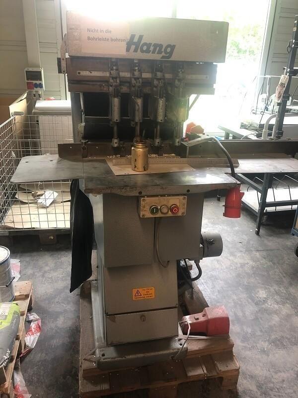Papierbohrmaschine 106DTK4 von HANG