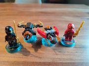 Lego Dimensions - Team Pack Ninjago