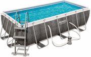 Bestway Pool-Set 412 x 201