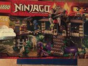 LEGO NINJAGO 70749 Tempel der