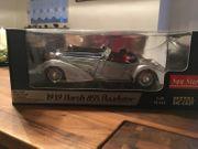 Sammlungsauflösung Horch 855 Roadster 1939