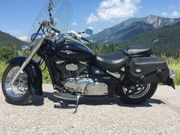 Chopper Suzuki Intruder