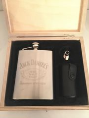 Jack Daniel s Flachmann
