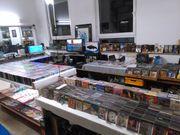 DVD blu ray Spiele Schallplatten