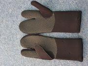 Tauch Handschuhe 3Finger Neu