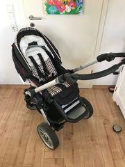 Teutonia Kinderwagen Zubehör