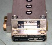 Woerner Progressivverteiler Typ VPA-B6 P