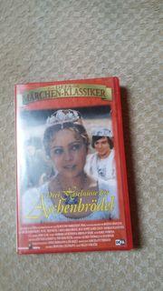 VHS Video Drei Haselnüsse für