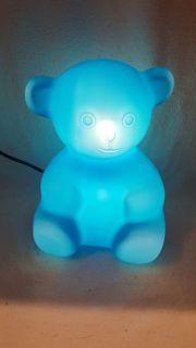 Lampe in Teddybärstyle