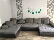 XXL Couch Wohnlandschaft Sofa