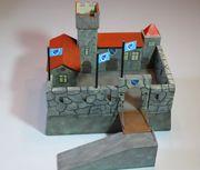 Holzspielzeug Ritterburg