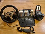 Lenkrad Logitech G25 Racing Wheel