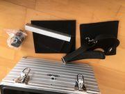 Rimowa Fotokoffer Aluminium - wie neu