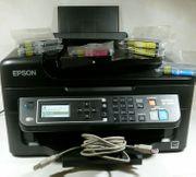 Epson WorkForce WF-2630WF Tintenstrahldrucker WLAN