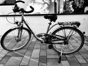Fahrrad sehr hochwertig aus Voll-Alu