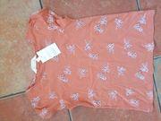 2 Tshirts für Mädchen Gr